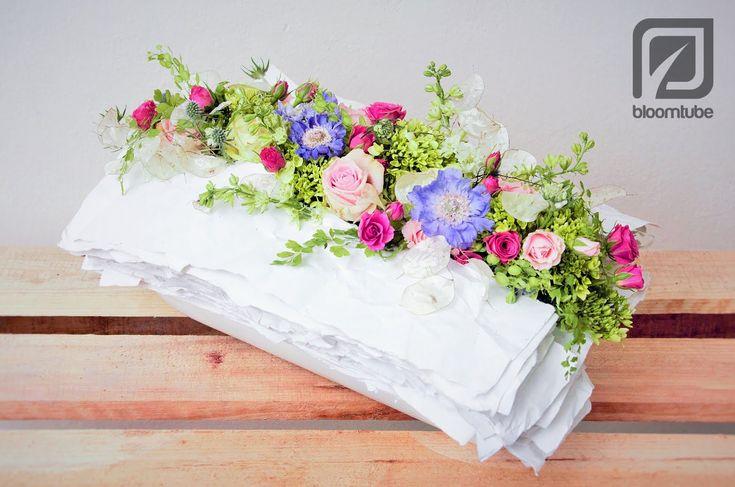 How to make a flower arrangement by Leopoldo Gomez