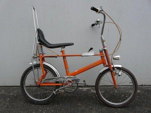 Bonanzarad Banana seat bike. Loved my brother's!!! Hated that a neighborhood kid stole it!!!!! :(