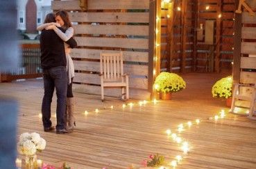 """Turn your """"yes"""" in a """"YES!"""": 5 marriage proposal ideas to get inspired."""