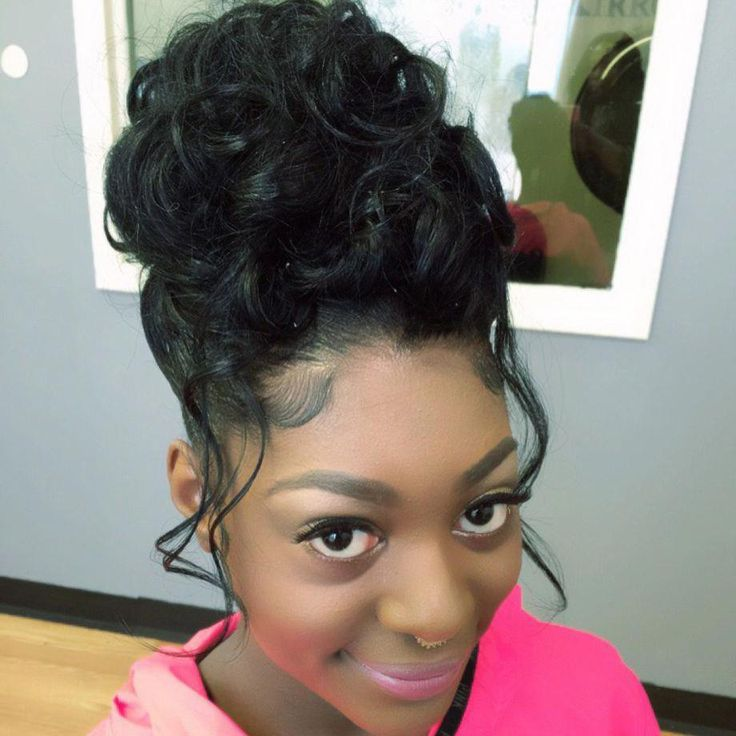 Black hairstyles for prom books pictures — img 4
