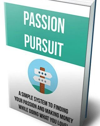 www.persiabooks.org Aside from that, inside this amazing report you are about to learn more information like the following:  Chapter 1: Find Your Passion Chapter 2: Find Your Passion's Skillset Chapter 3: Monetize Your Passion Chapter 4: Productize Your Passion Chapter 5: Scale Your Passion Chapter 6: Live Your Passion with Intention www.persiabooks.org