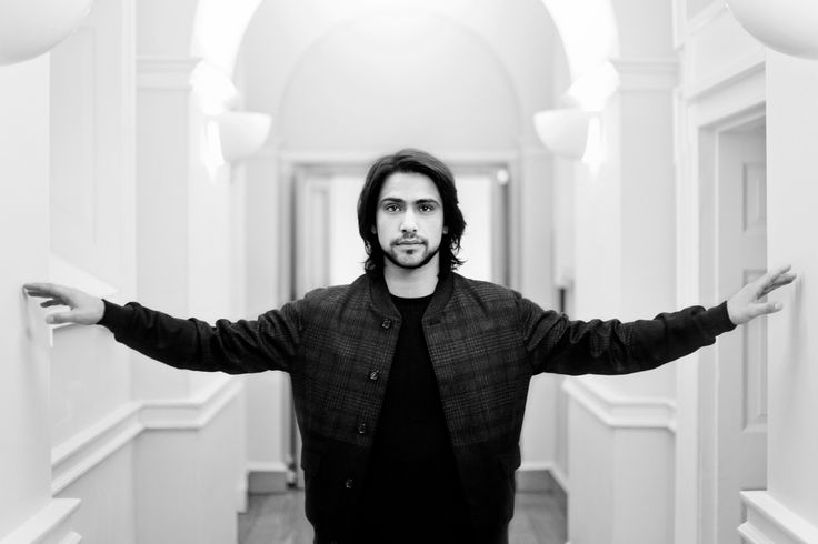 Luke Pasqualino. Handsome, handsome, handsome! Perfect example of facial hair making a man more gorgeous.