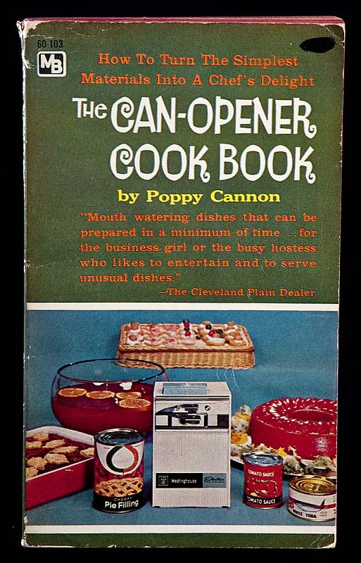 good cook can opener how to use