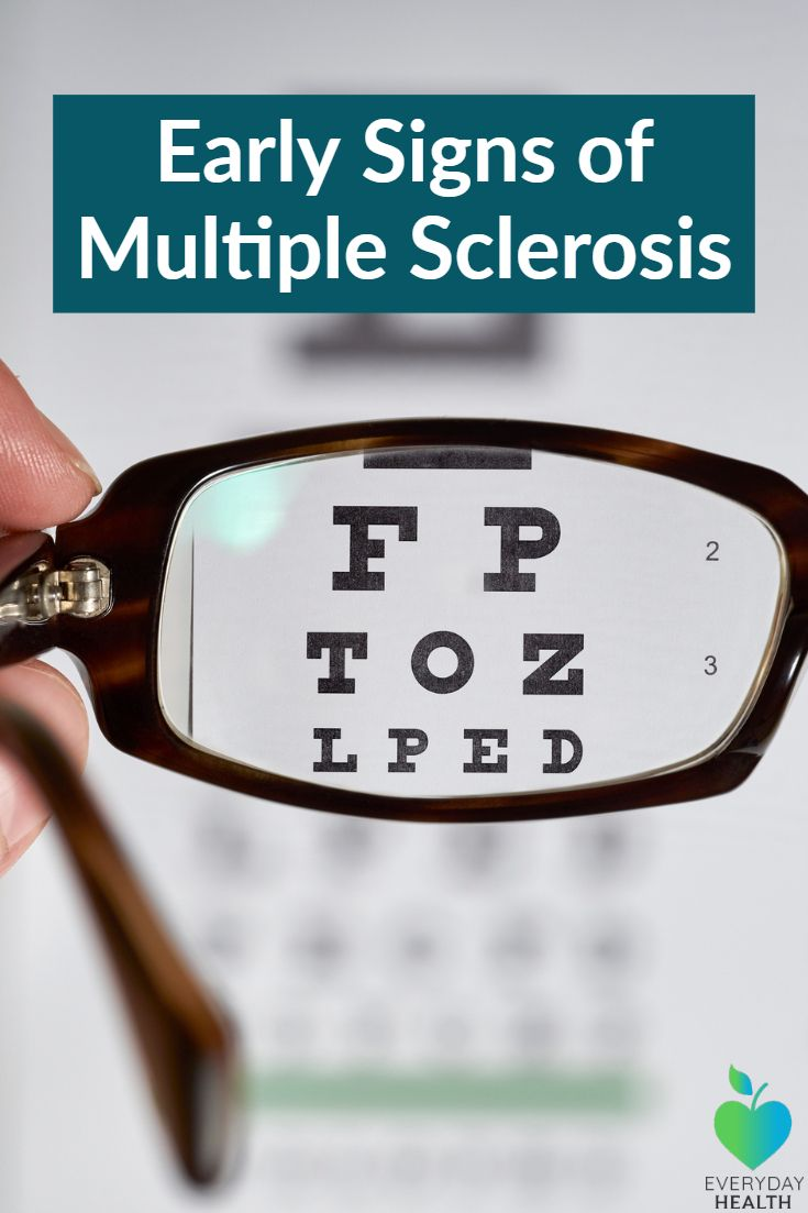 Early Signs of Multiple Sclerosis | Multiple Sclerosis