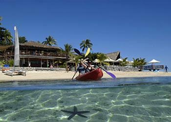 Castaway Island Fiji.  The best resort with the best staff. Loved it here and can't wait to go back someday.
