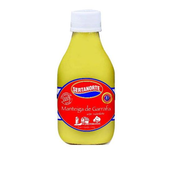 Armazém Santa Filomena | Produto | Manteiga de Garrafa 200g