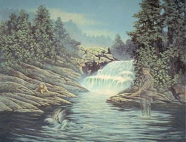 "James Lumbers - ""The Big Catch"""