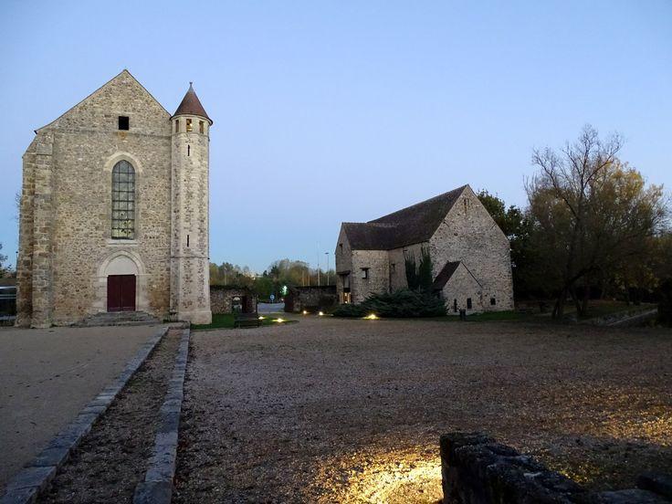 Commanderie de la Villedieu, Elancourt