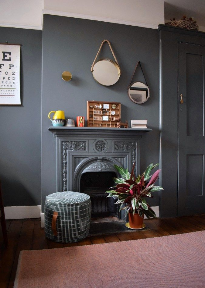 25 Best Ideas About Charcoal Walls On Pinterest