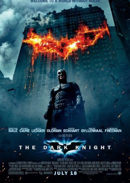 Batman Kara Şovalye 2008