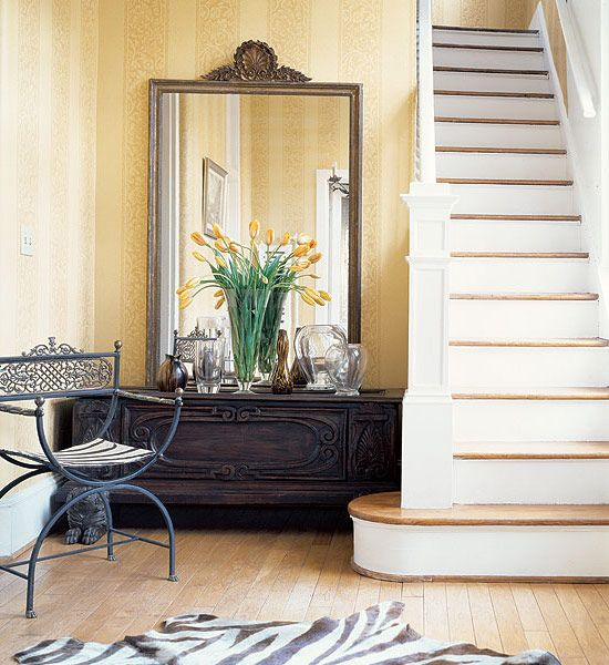 Foyer Mirror Feng Shui : Best images about foyer decor ideas on pinterest