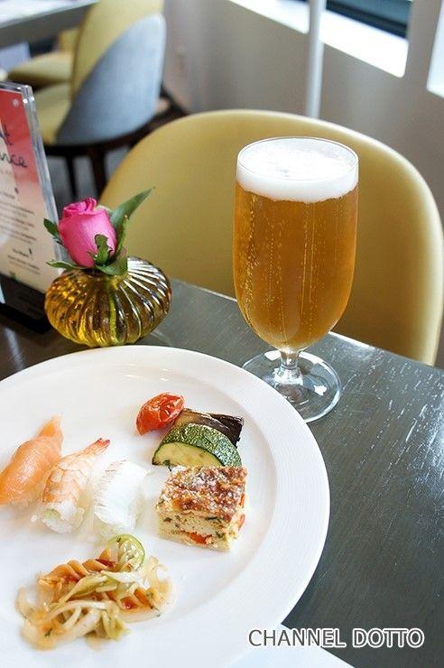이비스 스타일 앰배서더 서울 강남 호텔 / 프레쉬 365 다이닝 / ibis Styles Ambassador Seoul Gangnam Hotel / Fresh 365 Dining / 생맥주 무제한 / Beer