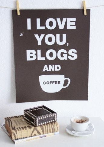 <3Quotes, Crafts Room, Coffee, So True, The Offices, Offices Decor, Blog, Posters, Home Offices