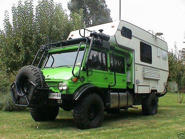 Go Back Gallery For Off Road Motorhome