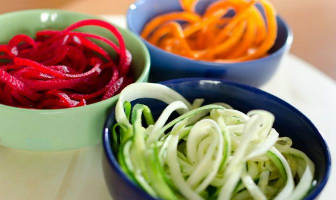 The healthier version of pasta that you have to try.