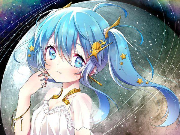 Image d 39 anime 1600x1200 avec vocaloid hatsune miku fuu - Anime 1600x1200 ...