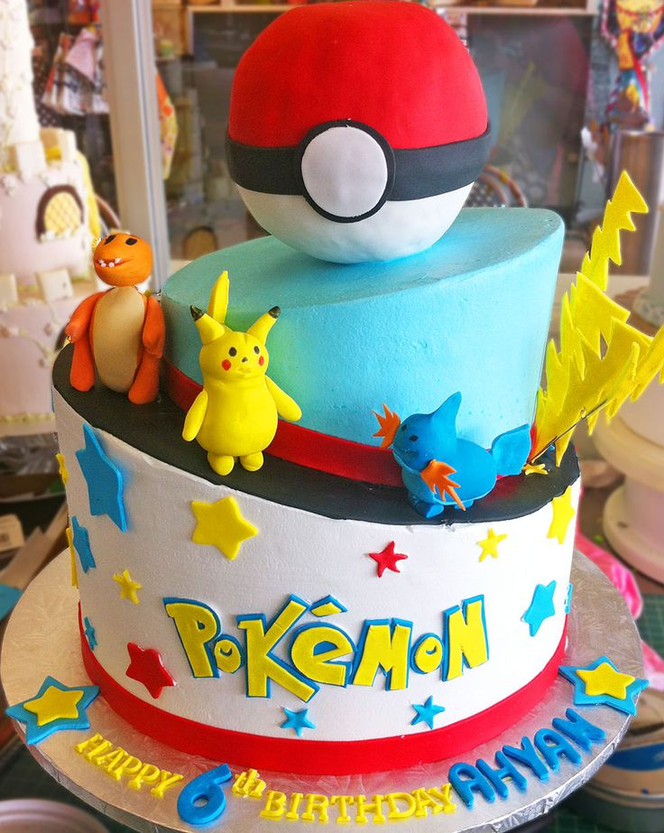 227 best Kids Birthday Cakes images on Pinterest 1st birthday