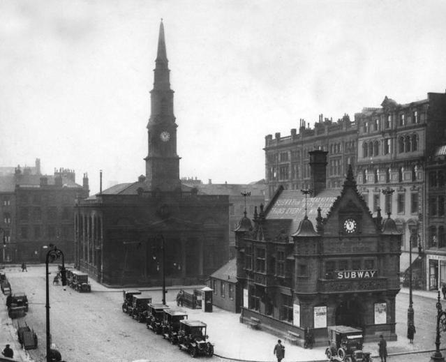 St. Enoch . Glasgow