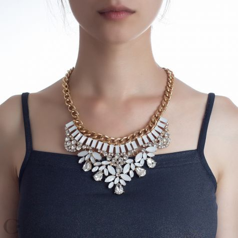 Statement :: Coliere Statement :: Colier Caprice - Caprice Statement Necklace :: See more at www.cassandras.ro