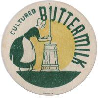 Buttermilk = Latticello