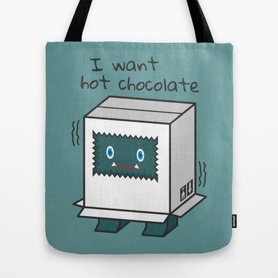 I want hot chocolate