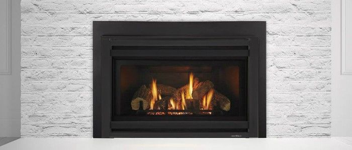Replace an existing wood-burning fireplace with an efficient, low-maintenance gas insert. Description from firesidehomesolutions.com. I searched for this on bing.com/images