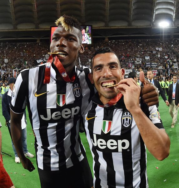 Carlos Tevez Photos - SS Lazio v Juventus FC - TIM Cup Final - Zimbio