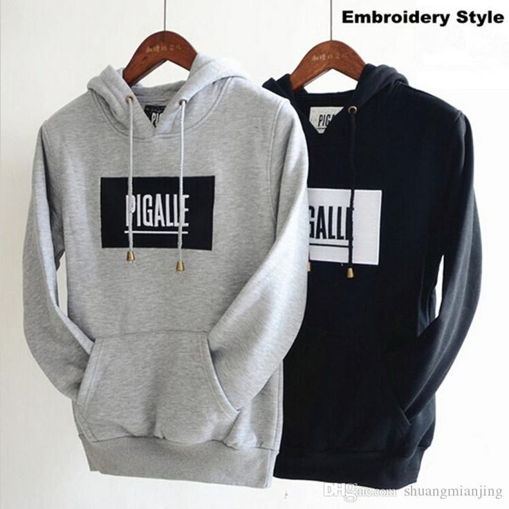 Hoodies & Sweatshirts Wholesaler Shuangmianjing Sells Brand Men'S Clothing…