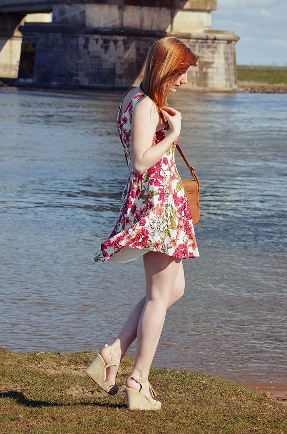 Vero Moda: Floral summer dress