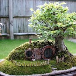 Bag End Bonsai Trayscape - Bonsai Empire