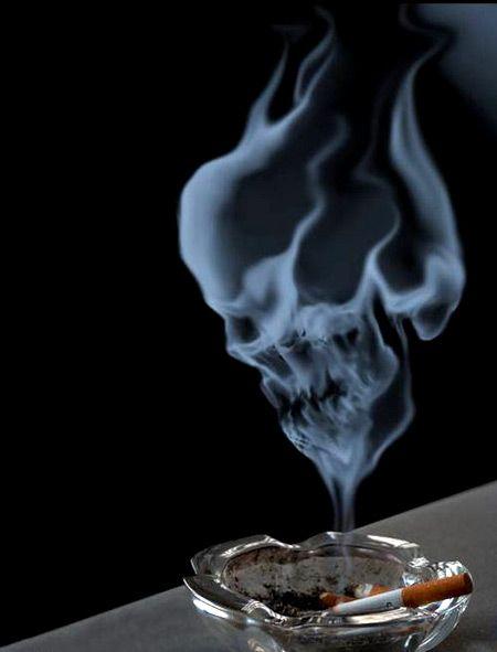 10 Amazing Smoke Art Pieces (pictures smoke, art of smoke) - ODDEE