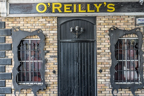 O'Reilly's Pub (Tara Street Station) - would love to do a PUB Crawl in Ireland!
