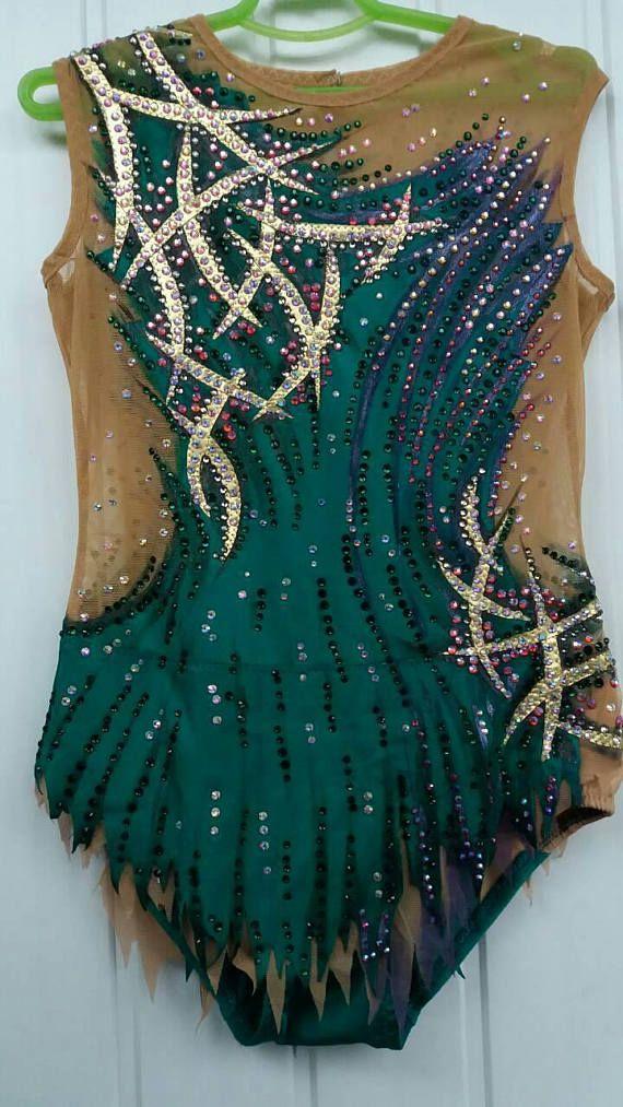Leotard for Rhythmic GymnasticsFigure skating Dress Dance