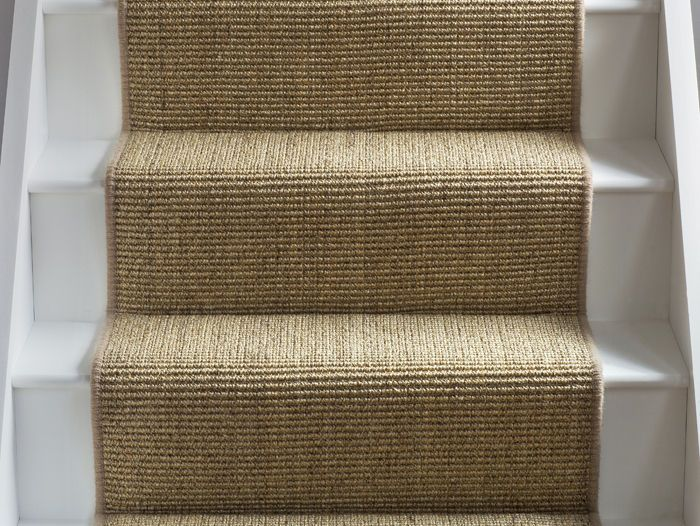 Sisal Super Boucle Brancaster Runner: Alternative Flooring - carpets, rugs and runners in exciting new designs