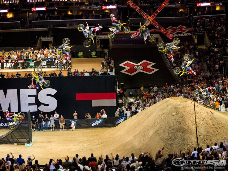 Travis Pastrana double backflip. Coolest thing EVER