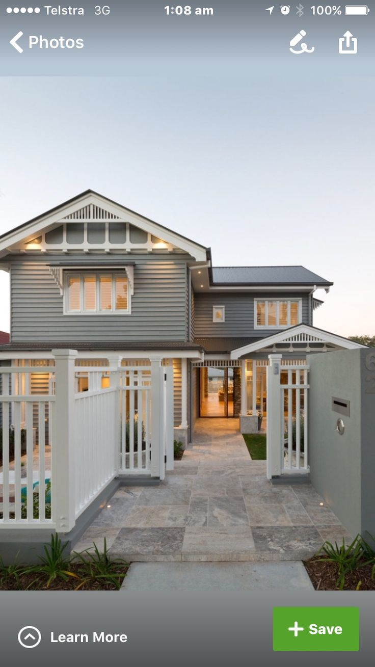 Traditional australia federation exterior inspirations paint - With Over 15 Years Experience In The Construction Industry We Are An Award Winning Family Owned Residential Building Company Based In Brisbane Queensland