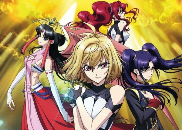 Cross Ange Rondo of Angels and Dragons Collection 2 Blu-ray Anime Review