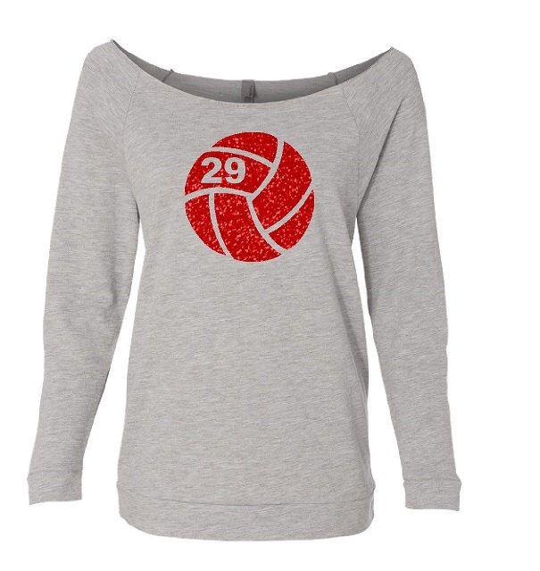 Volleyball Mom Shirt. Volleyball Mom.Volleyball Glitter shirt. Off Shoulder Shirt. Vollebyall Mom Sweatshirt. V-ball Shirt. VBall Mom by TNTCustomApparel on Etsy https://www.etsy.com/listing/248132347/volleyball-mom-shirt-volleyball