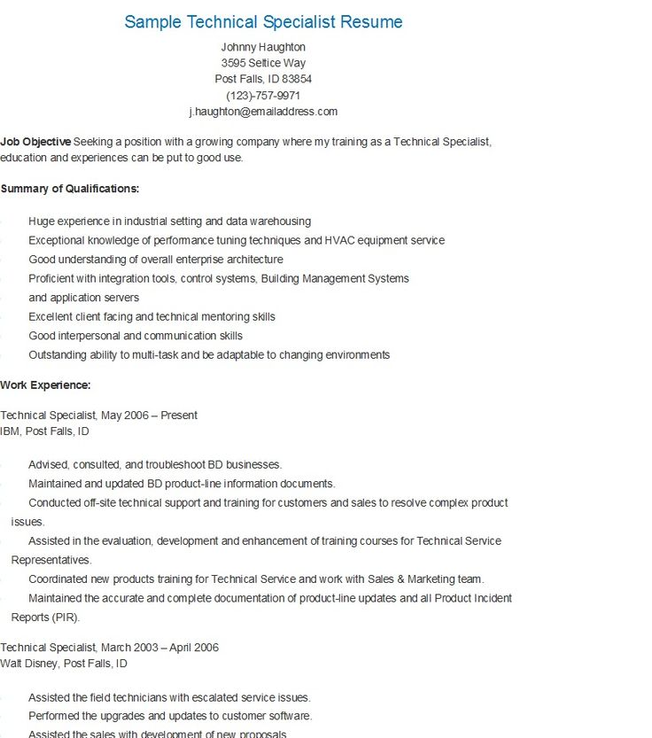 safety specialist resume - Minimfagency
