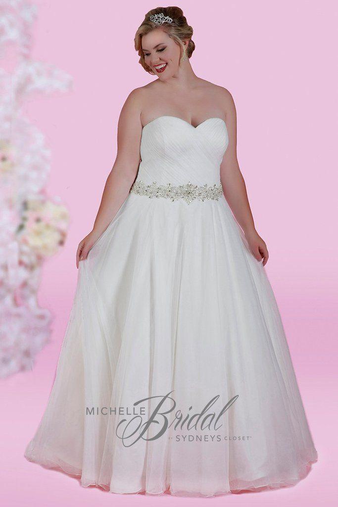 The 8 best Sydney\'s Closet Bridal Gowns images on Pinterest   Short ...