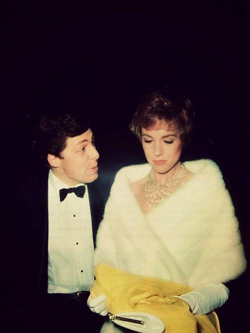 Julie Andrews Husband The Image Kid Has It