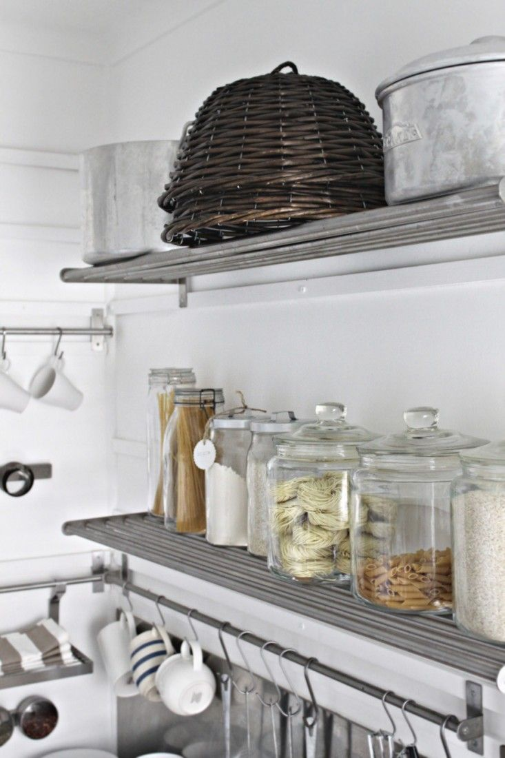 The ultimate storage solution for the kitchen DIYer