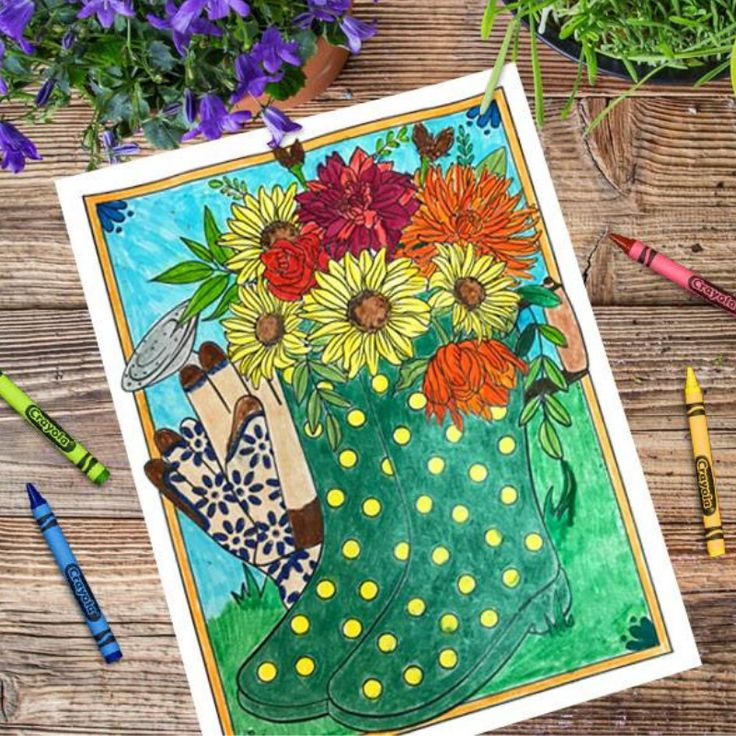 Crayola on | Crafts, Coloring pages, Frozen