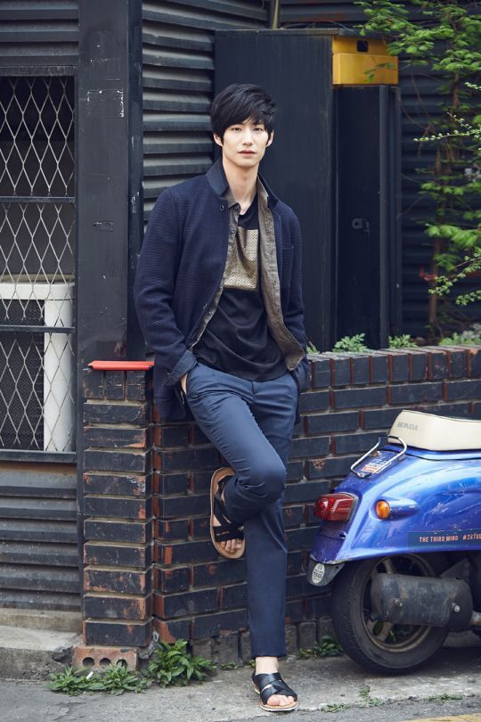 Song Jae Rim - Jill Stuart Summer 2014