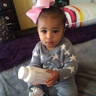 Alana & Dez's daughter, Anala Jamison   Mary Mary   Baby ...