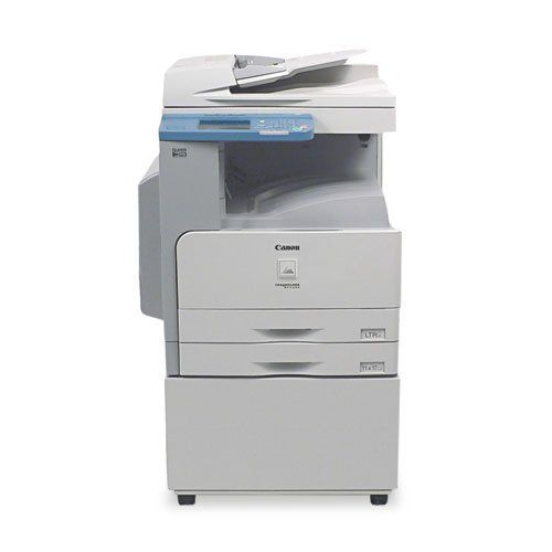 Canon imageCLASS MF7480 Multifunction Laser Printer, Copy/Fax/Print/Scan - BMC-CNM MF7480. Machine Functions : Copy, Fax, Print, Scan; Maximum Print Speed (Black) : 25 ppm; Network Ready : No; Print Resolution (Black) (Width x Height) : 1200 x 1200 dpi; Fax Resolution (Black) (Width x Height) : 203 x 391 dpi. Copying Speed (Black) : 25 ppm; Auto Document Feed/Sheets : 50; Fax Transmission Speed : 33.6 kb/s; Accepts Paper Size : A4, Legal, Letter; Paper Input : 80 Sheet Multipurpose Tray…