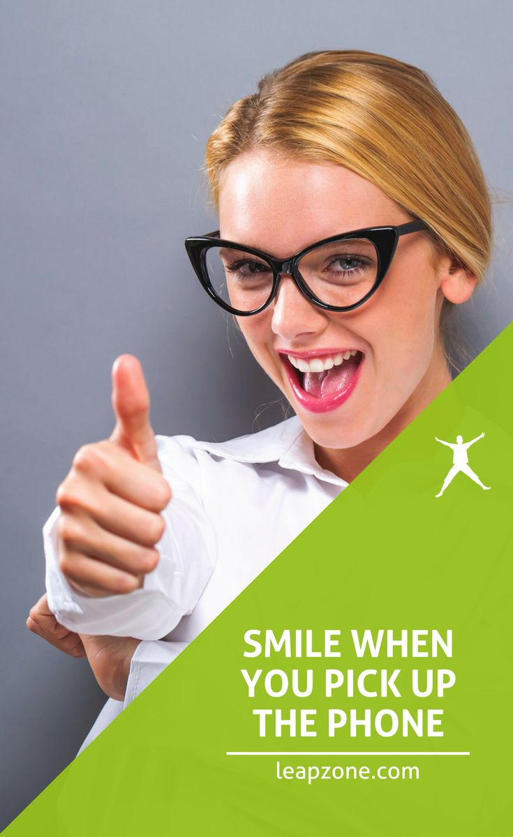 Lynn Franks said it best: Smile When Picking Up the Phone. But why? This blog post explains why this simple trick can optimize your customers brand experience, and offers and actionable tip to get you started!