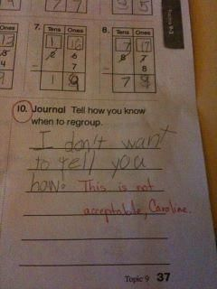 Completely inappropriate and yet hilarious test answers from kids. I believe the children are the future!