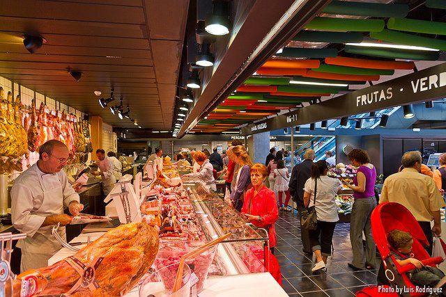 Best food markets in Madrid, Mercado de San Anton