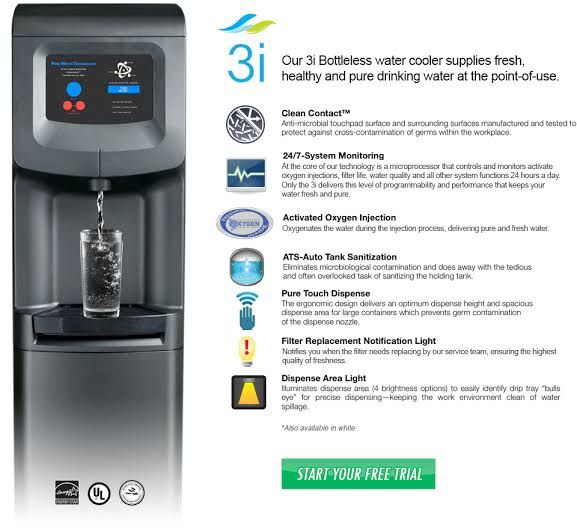 3i Water Filtration System Healthy Water Drinks Pure Products Drinking Water
